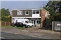 SU9557 : Business premises, Brookwood by Alan Hunt