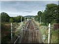 SD5289 : West Coast Main Line near Oxenholme by JThomas