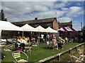 SJ6552 : Nantwich Food Festival by Jonathan Hutchins