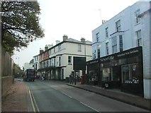 TQ5839 : Church Road, Tunbridge Wells by Chris Whippet