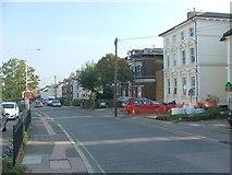 TQ5839 : Upper Grosvenor Road, Tunbridge Wells by Chris Whippet