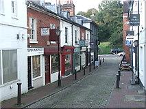 TQ5838 : Castle Street, Tunbridge Wells by Chris Whippet