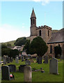 SD8163 : Tower, Holy Ascension Church, Settle by Julian Osley