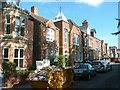 SK7080 : Holly Villa in Holly Road by Alan Murray-Rust