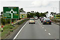 TL8684 : Thetford Bypass (A11) near Gallows Hill by David Dixon