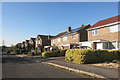 SP4407 : Houses in Meadow Close, Farmoor by Des Blenkinsopp