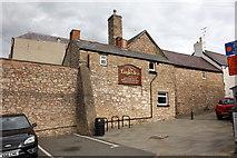 SJ0566 : The Eagles Inn, Denbigh by Jeff Buck