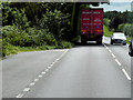 TL8674 : Layby on the Southbound A134 by David Dixon