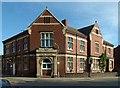 SK7081 : Retford Police Station by Alan Murray-Rust