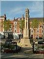 SK7081 : Retford War Memorial by Alan Murray-Rust
