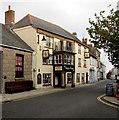 SW7834 : Kings Arms Hotel, Broad Street, Penryn by Jaggery