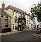 SW7834 : Kings Arms Hotel, Broad Street, Penryn by Jaggery