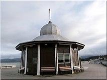 SH5873 : Bangor Pier Pavilion by Oliver Mills