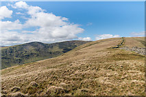 NY3708 : Northwest from High Pike by Ian Capper