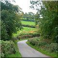 SO3719 : Lane near Great House by Jonathan Billinger