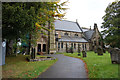 NY7146 : St Augustine of Canterbury, Alston by Ian S