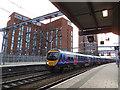 SE2933 : Transpennine train at Leeds by Stephen Craven