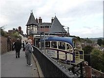 SO7193 : Bridgnorth Cliff Railway by Chris Allen