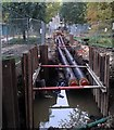 SE6250 : District heating pipes by DS Pugh