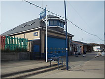 TF5085 : Mablethorpe: the lifeboat station by Chris Downer