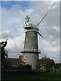 TF7632 : Great Bircham Tower Mill by G Laird