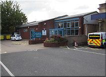 SX9193 : St David's Veterinary Hospital, Exeter by Jaggery