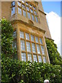 ST4917 : Montacute House east front window by nobuki nakano