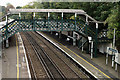 TQ2763 : Carshalton Beeches Railway Station by Peter Trimming