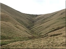SD6799 : Looking up Hazel Gill by John Darch
