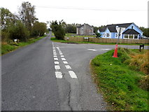 H5672 : Mullaslin Road, Mullaghslin Glebe by Kenneth  Allen