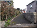 SE0338 : Footpath - Colne Road by Betty Longbottom