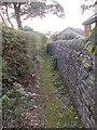 SE0338 : Footpath - Moor Drive by Betty Longbottom