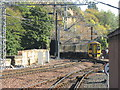 NT2673 : The 12.24 for Tweedbank entering Calton Tunnel by M J Richardson