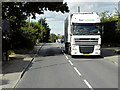 TL8570 : DAF XF on The Street (A134) at Ingham by David Dixon