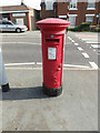 TM0112 : Kingsland Road Postbox by Adrian Cable