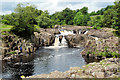 NY9027 : Low Force by John Ryles