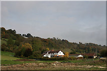 TQ3557 : View Towards Bug Hill, Woldingham by Peter Trimming
