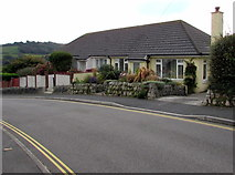 SW7834 : Semi-detached bungalows, Penryn by Jaggery