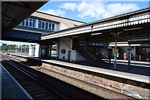 TQ2775 : Clapham Junction Station by N Chadwick
