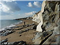 SW6325 : Porthleven sea defences by Richard Law