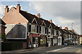 TQ3358 : Shops at Whyteleafe by Peter Trimming