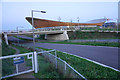 TQ3785 : Olympic velodrome by Bill Boaden