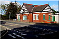 SJ5441 : Old Fire Station, Whitchurch, Shropshire by Jaggery