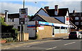 SJ5441 : Blue Water restaurant, Whitchurch by Jaggery