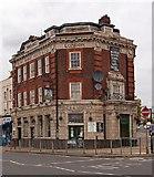 """TQ3268 : """"Prince George"""" public house, Thornton Heath by Julian Osley"""