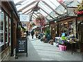 SS4919 : Pannier Market, Great Torrington, Devon by Derek Voller