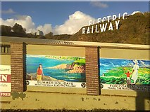 SC4077 : Electric Railway signage by Richard Hoare