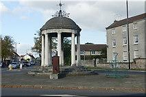 SK5993 : Tickhill Market Cross by Graham Hogg