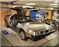 J4180 : DeLorean, Ulster Folk & Transport Museum by Rossographer