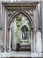 TQ3380 : St Dunstan in the East, St Dunstan's Hill, London by Christine Matthews